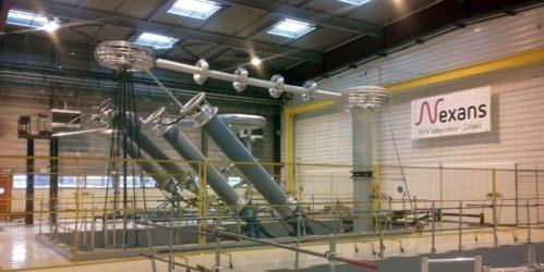Nexans ouvre un laboratoire de test haute tension à Calais – MEDEE
