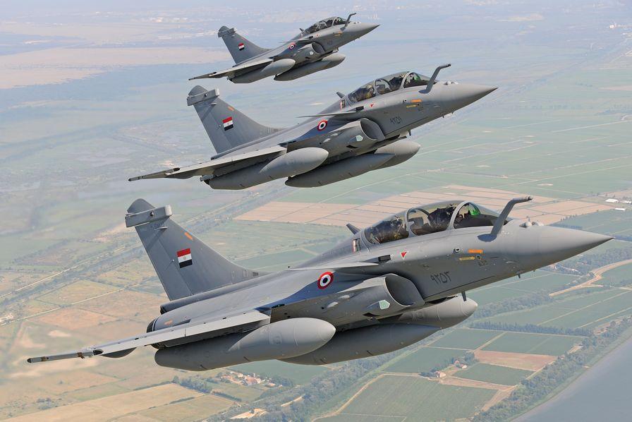 La France pourrait engranger une commande pour 12 Rafale supplémentaires au Qatar