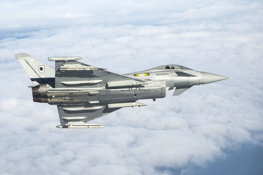 Le Qatar achète 24 Eurofighter Typhoon pour près de 7 milliards d'euros