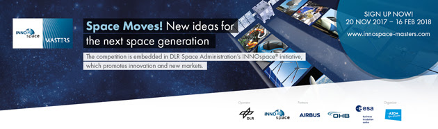 The INNOspace Masters competition enters the next round