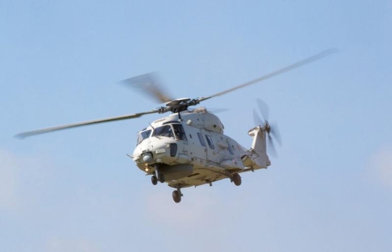 Les NH-90 belges cloués au sol – Air&Cosmos