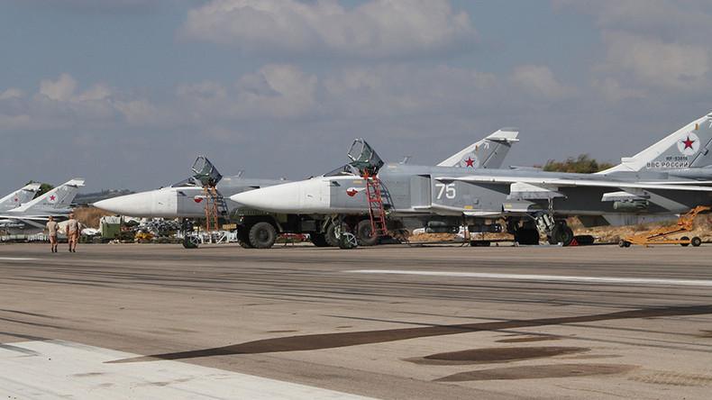 L'armée russe a repoussé 13 attaques de drones de djihadistes contre ses infrastructures en Syrie