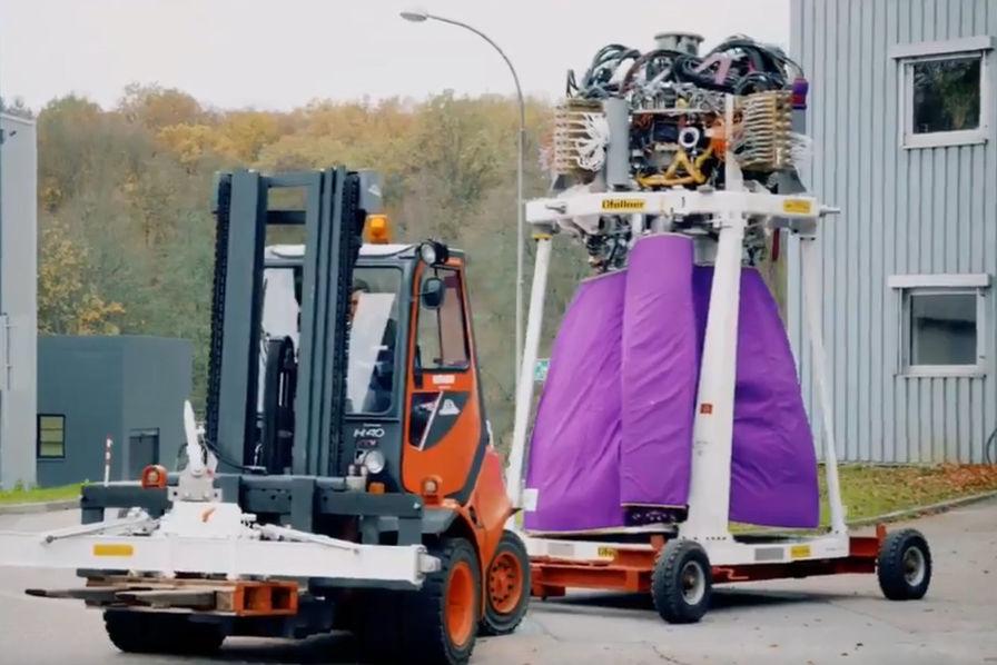 [Vidéo] Le moteur Vulcain 2.1 d'Ariane 6 démarre pour la première fois