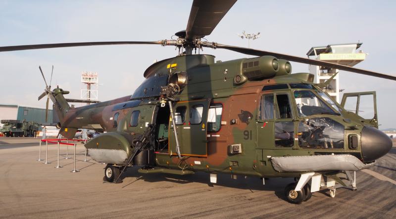 Airbus Helicopters accélère la production des Super Puma – Air&Cosmos