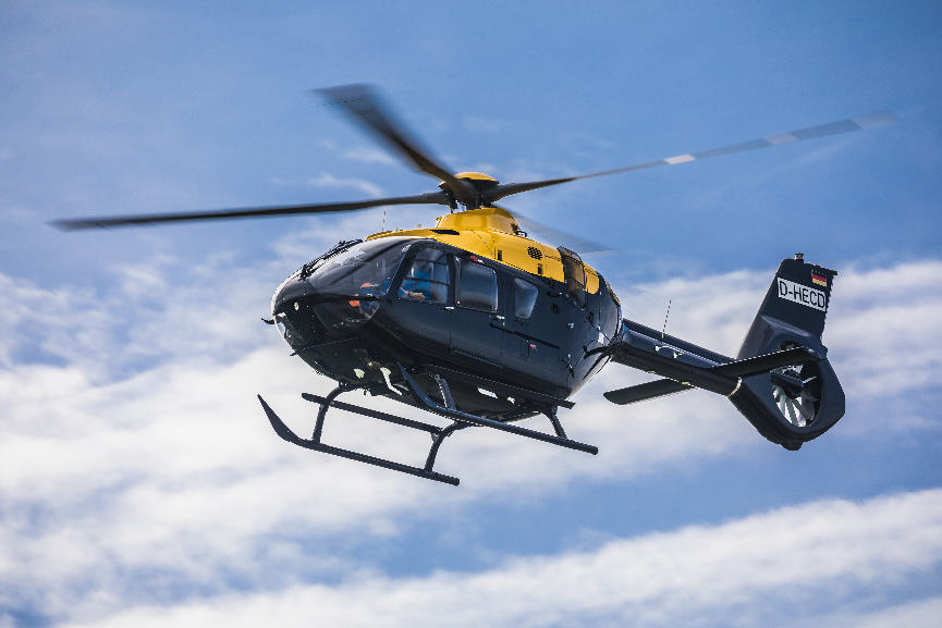 Airbus Helicopters livre son 1 300e H135 – Air&Cosmos