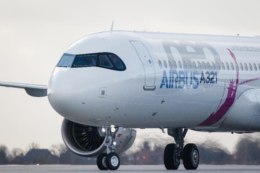 Airbus confirme les 800 livraisons d'avions en 2018