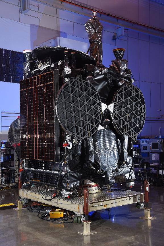 Un satellite dual pour le Luxembourg – Air&Cosmos