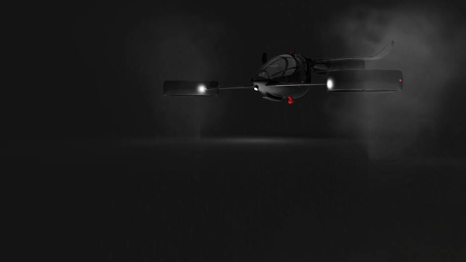 Autonomous Flight se lance sur le marché des véhicules volants – Apps&Drones