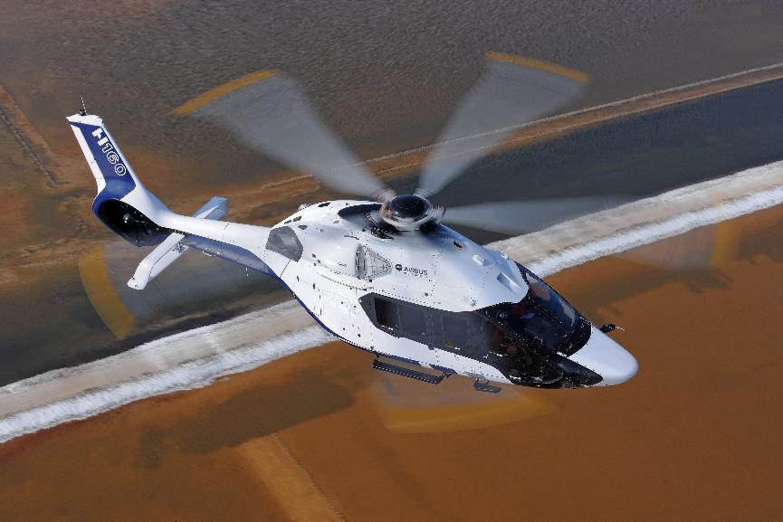 Liebherr-Aerospace fournira les vannes du système de chauffage du H160 – Air&Cosmos