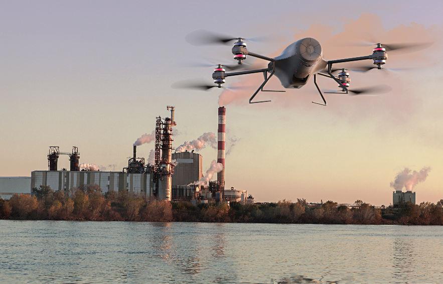 Azur Drones dévoile sa stratégie 2018