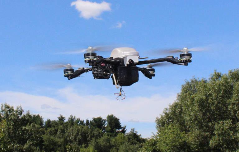 InstantEye fournira 800 drones aux Marines