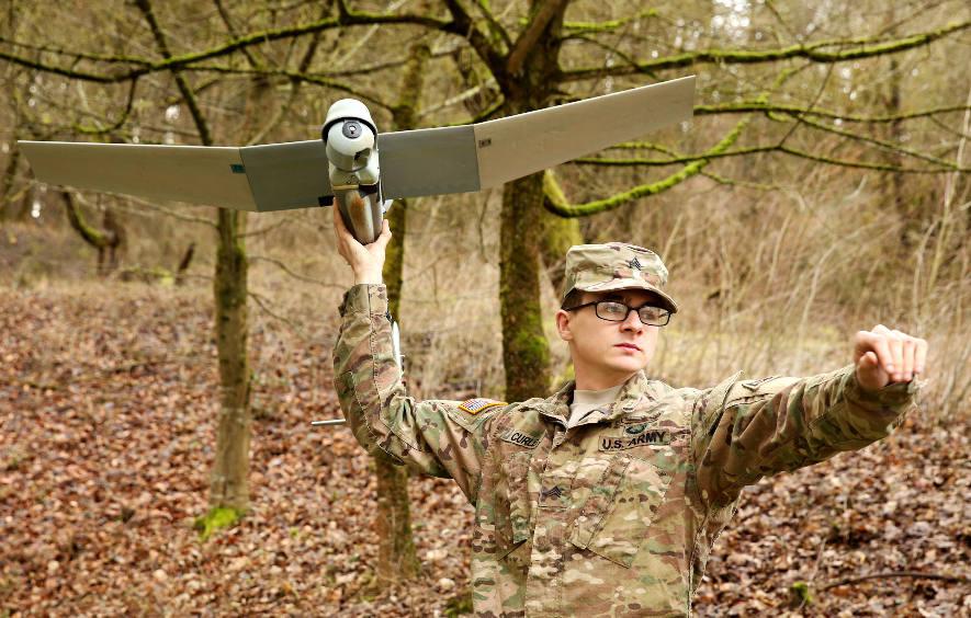 L'Armée américaine salue l'apport des drones