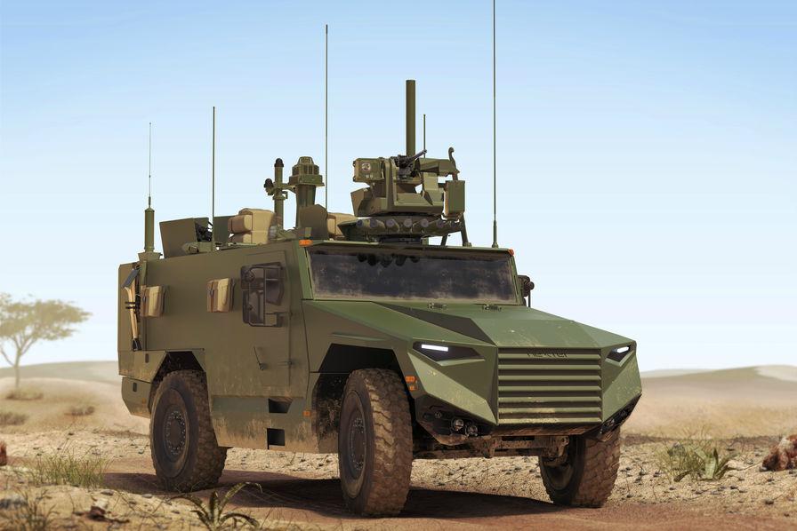 Nexter fabriquera les 2000 véhicules blindés pour l'armée de Terre