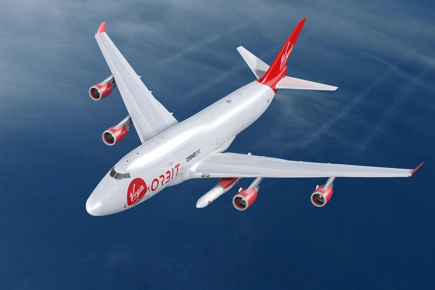[Vidéo] Virgin Orbit veut envoyer des satellites en orbite depuis un Boeing 747