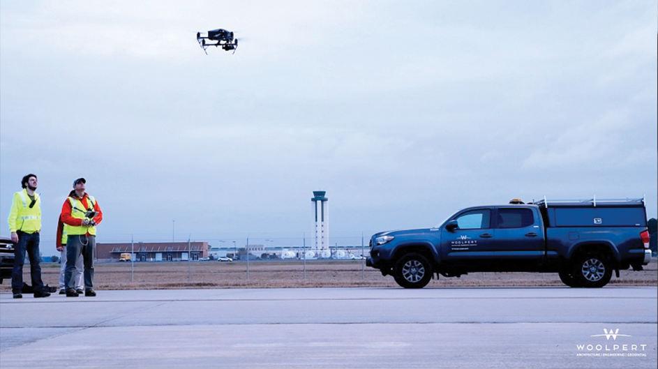 L'aéroport de Savannah travaille sur l'utilisation des drones – Apps&Drones