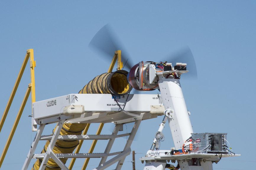 La Nasa teste les futurs moteurs du X-57 – Air&Cosmos