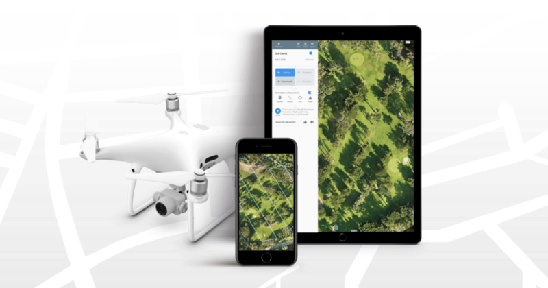 Drone Deploy présente sa solution Live Map – Apps&Drones