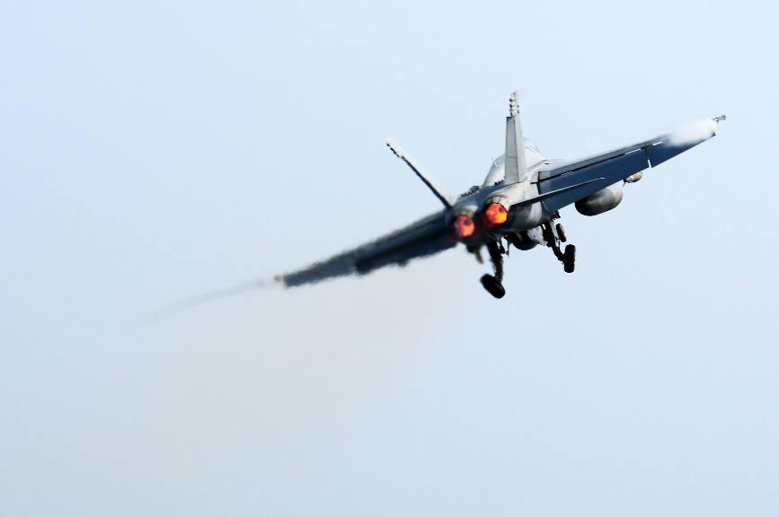 Boeing se charge de la modernisation des Super-Hornet de l'US Navy – Air&Cosmos