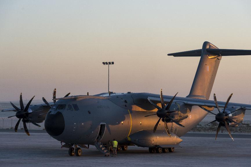 Un A400M de plus pour l'armée de l'air – Air&Cosmos