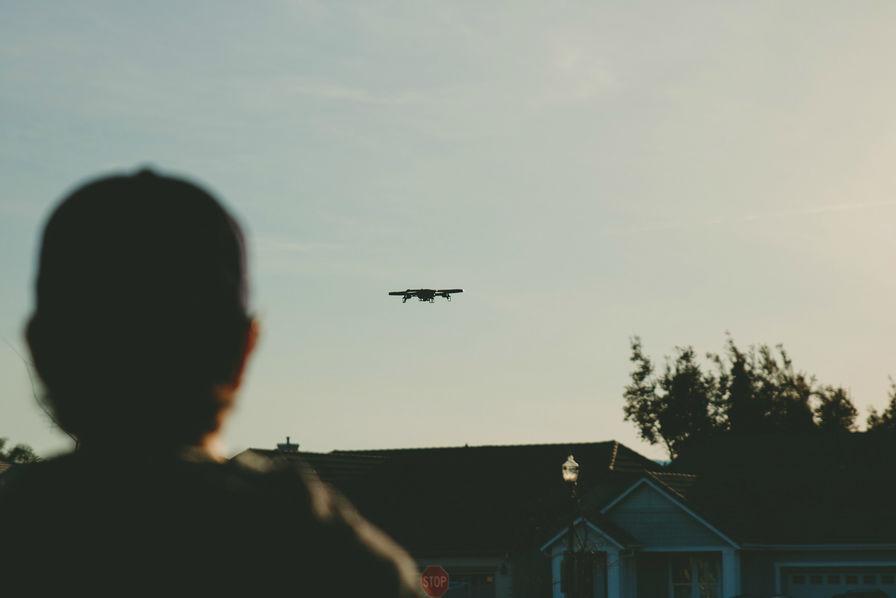Thales teste Hologarde, une solution pour traquer les drones malveillants