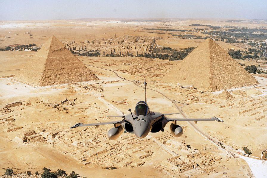 Les Etats-Unis bloqueraient la vente de Rafale supplémentaires à l'Egypte