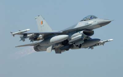 F-16 belges : rififi autour de la proposition française – Air&Cosmos