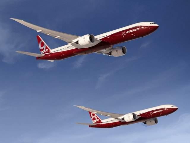Boeing débute l'assemblage du fuselage du premier 777-9 – Air&Cosmos