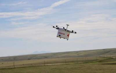 Drone Delivery Canada mène avec succès des essais aux Etats-Unis