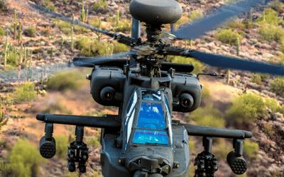 Les nouveaux Apache britanniques seront équipés d'un système d'autoprotection avancé