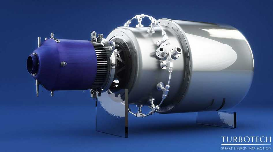 Safran invests in Turbotech