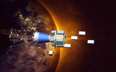 Nouveau doublé pour Arianespace – Air&Cosmos