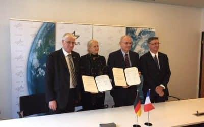 Renfort de la coopération bilatérale franco-allemande – Air&Cosmos