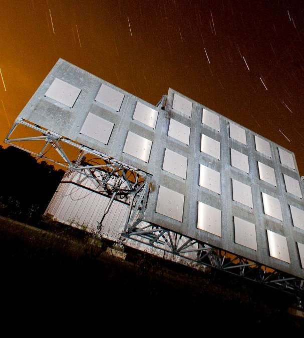 La modernisation du radar GRAVES sur de bons rails – Air&Cosmos