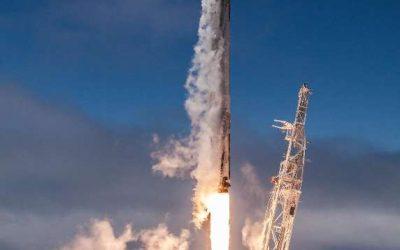 Dix sur dix pour SpaceX – Air&Cosmos