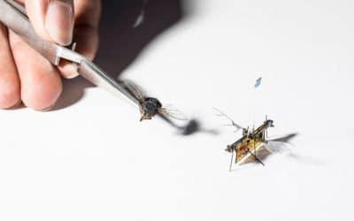 Faire voler des drones grâce à l'énergie laser – Apps&Drones