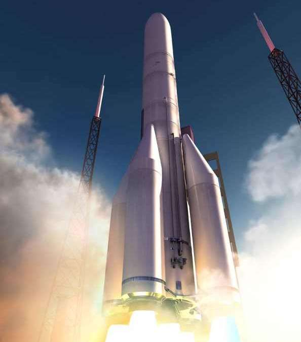 « Go » pour la transition vers Ariane 6 – Air&Cosmos