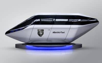 Bell et Safran s'allient dans le domaine de la mobilité à la demande – Air&Cosmos