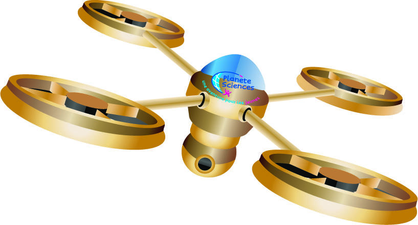 Premier concours de drone étudiants – Air&Cosmos