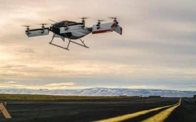 La Suisse se lance dans les drones taxis – Apps&Drones