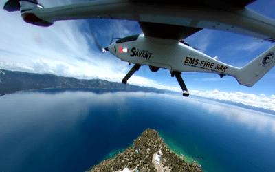 La collaboration drone – hélicoptère – Air&Cosmos