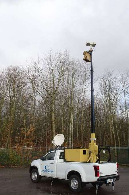 Cordon DS2i : surveiller et protéger – Air&Cosmos