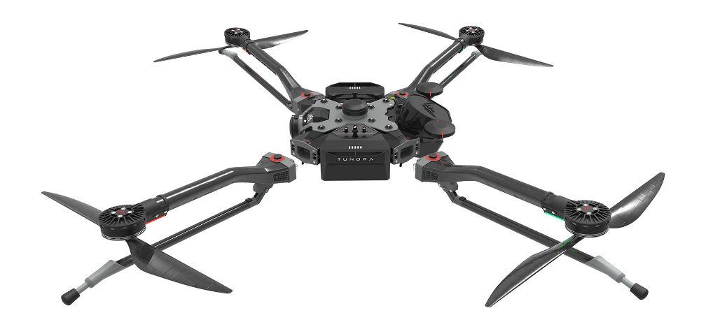 Le drone modulable d'Hexadrone