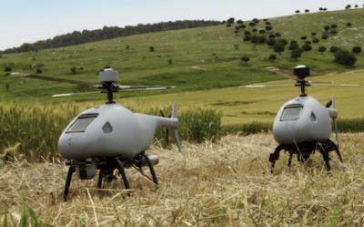 Steadicopter produit des hélicoptères sans pilote