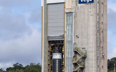 Ariane 6, Vega-C booster test imminent
