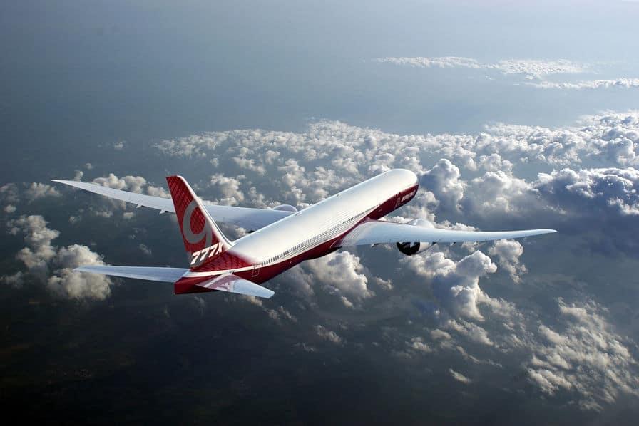 [Vidéo] Boeing assemble le 777X, le premier avion civil à l'extrémité des ailes repliable