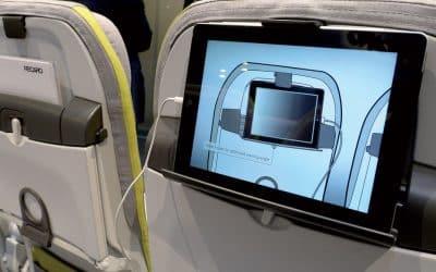 Avion connecté, une priorité pour 35 % des voyageurs