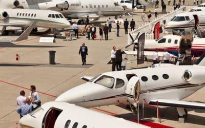 A l'Ebace, l'aviation d'affaires s'engage à promouvoir les biocarburants