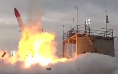 [En vidéo] Une fusée japonaise explose quelques secondes après son lancement