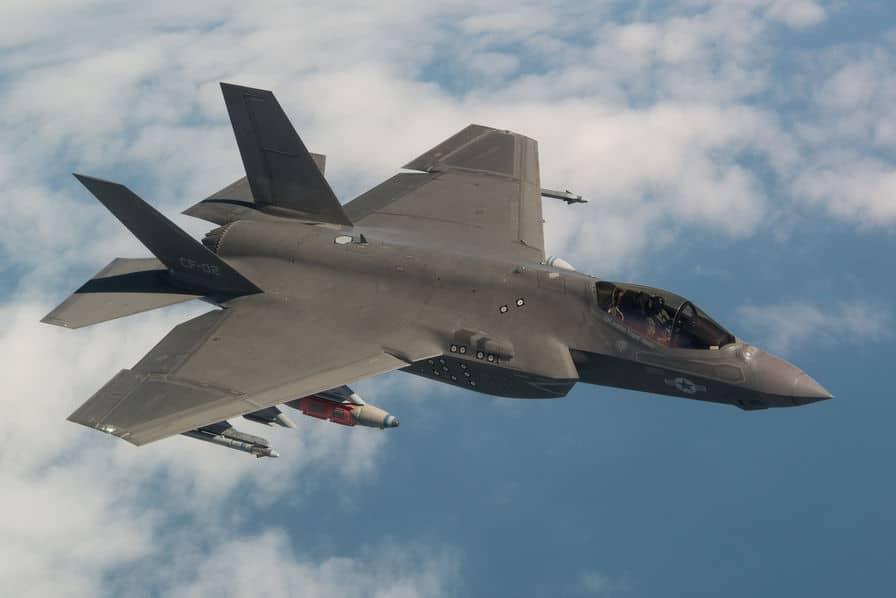 [Vidéo] Lockheed Martin boucle un marathon de tests en vol pour son avion de combat F-35