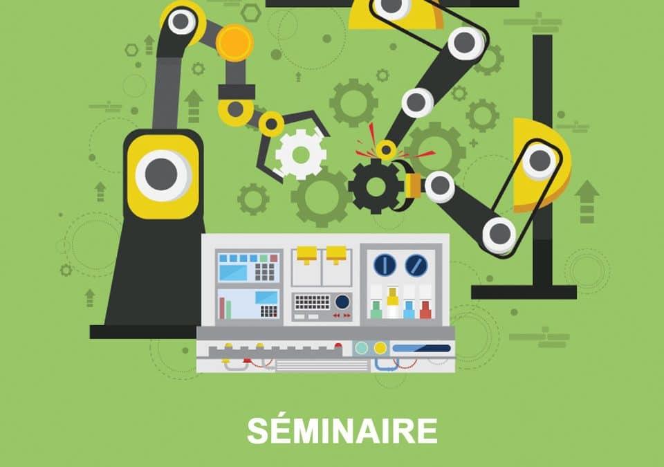 Le 30/11/2017 – Automatisation, Robotisation et Cyber Sécurité – Le Havre